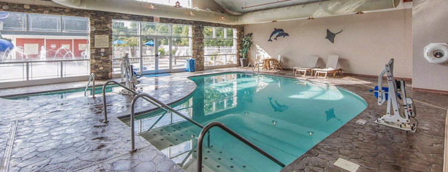 The Clarion Inn Pigeon Forge Amenities