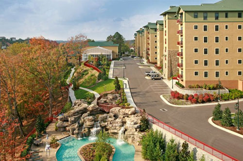 Riverstone Resort And Spa Pigeon Forge Tn Condos 4 Star