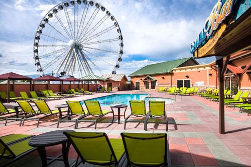 Margaritaville Island Hotel Pigeon Forge Pool Tn