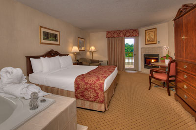 Hotels In Pigeon Forge Tn With Jacuzzi In Room