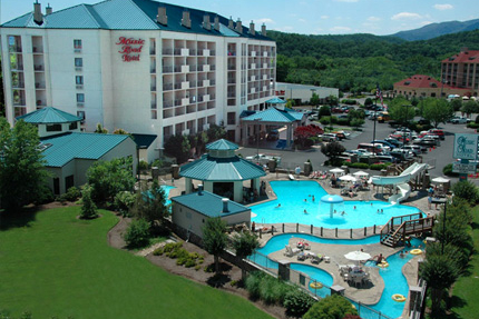 Pigeon Forge Resorts With Water Parks