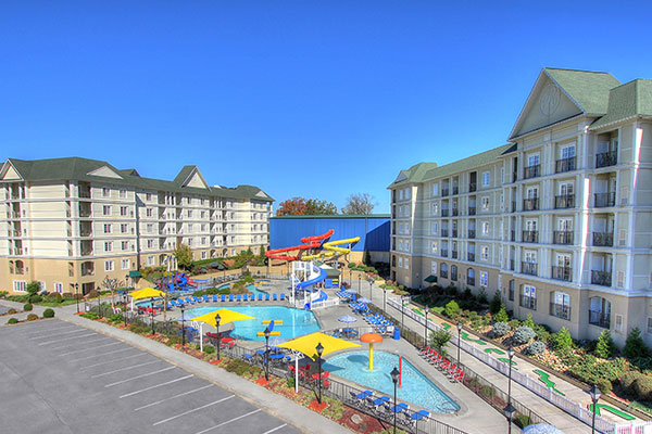 Hotels Near Tanger Outlet Pigeon Forge Tn