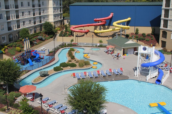 The Resort At Governor S Crossing Amenities