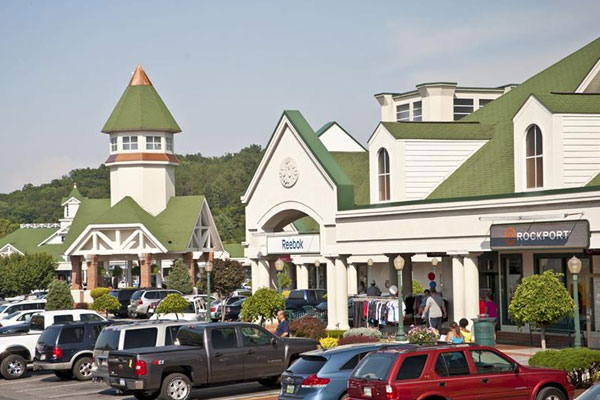Tanger Outlets Pigeon Forge Tn