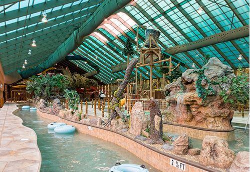 Gatlinburg Hotels With Lazy River Tn