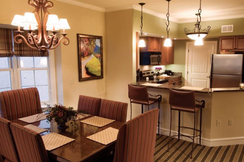 Pigeon Forge Hotels with Full Kitchens - Tn