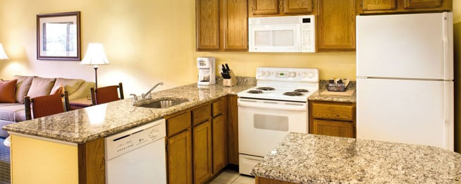 Pigeon Forge Hotels With Full Kitchens Tn